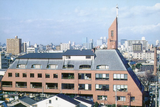 Osaka_Korean_Church_1979