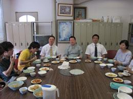 釜山東老会青少年訪問団